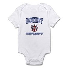 BENEDICT University Infant Bodysuit