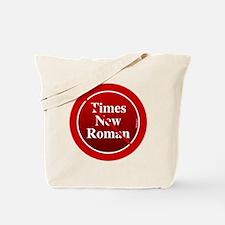2-btn-times Tote Bag