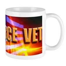 AIR FORCE VET  Mug