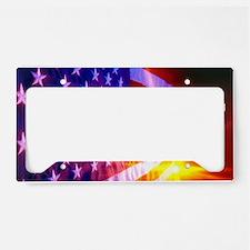 NAVY VET License Plate Holder