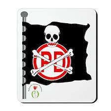 pirates-flag Mousepad