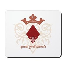 Diamonds Mousepad