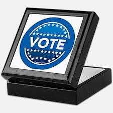 btn-blue-vote Keepsake Box