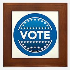 btn-blue-vote Framed Tile