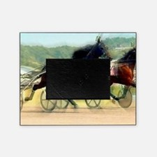 trotting power Picture Frame