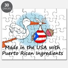 stork baby puerto 2 Puzzle