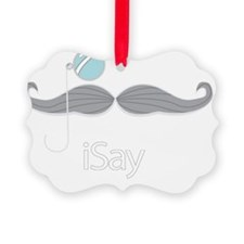 iSay for Color Ornament