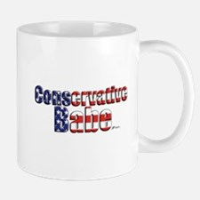 Conservative Babe #2 Small Small Mug