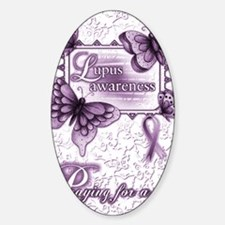 Lupus Awareness Decal