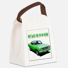 GreenRunner-4 Canvas Lunch Bag