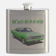 GreenRunner-4 Flask