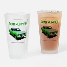 GreenRunner-4 Drinking Glass