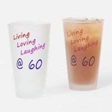 LLL 60 Drinking Glass