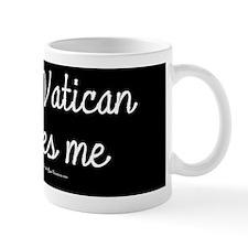vatican_pin Mug