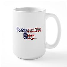 Conservative Guy Mug