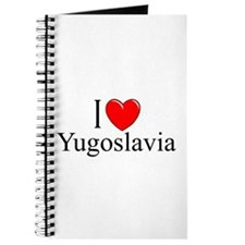 """I Love Yugoslavia"" Journal"