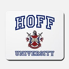 HOFF University Mousepad