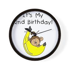 monkeyboy2nd Wall Clock