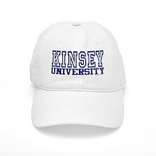 KINSEY University Baseball Cap