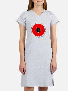 Goddess Poppy Women's Nightshirt