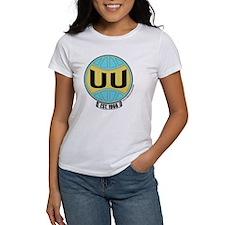 UUW_logo_light Tee