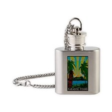 HAWAIIDECO_stkr Flask Necklace