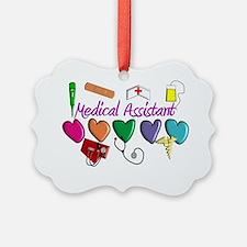 Medical Assistant Ornament