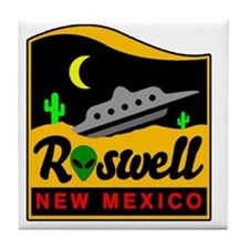 Roswell Tile Coaster
