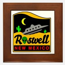 Roswell Framed Tile