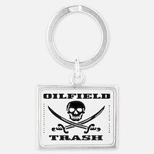 Skull Trash use dd A4 using Bcg Landscape Keychain