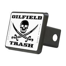 Skull Trash use dd A4 usin Hitch Cover