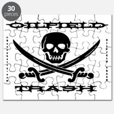 Skull Trash use ee A4 using Puzzle