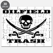 Skull Trash use dd A4 using Puzzle