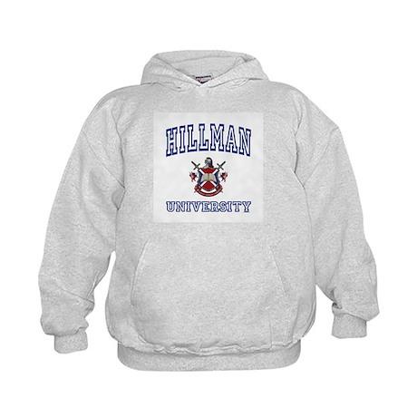 HILLMAN University Kids Hoodie