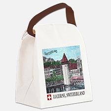 lucerne apparel Canvas Lunch Bag