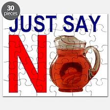 Just Say No 2 Puzzle