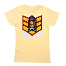 British-Army-Coldstream-Guards-CSgt-Bon Girl's Tee