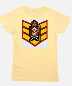 British-Army-Coldstream-Guards-CSgt-Bon Girl's Tee