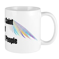 Patron Saint Difficult People Mug