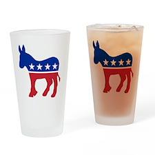 DemDonkey Drinking Glass