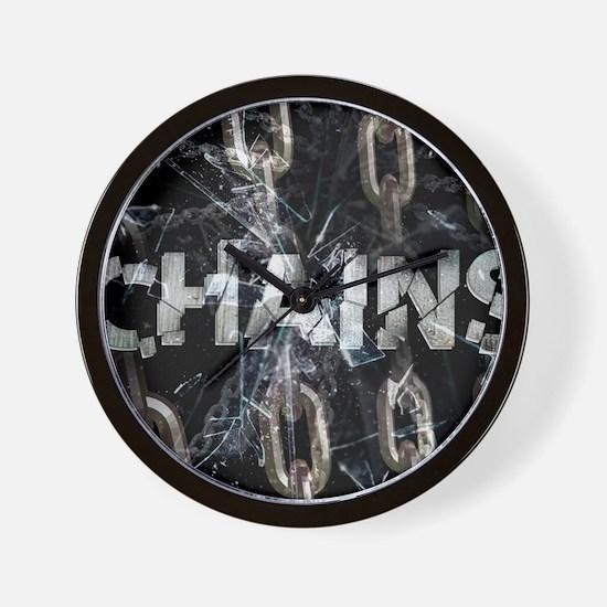 april_chains Wall Clock