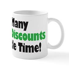 so-many-senior-discounts-so-little-time Mug