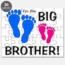 imthebigbrother_bluefeet_pinkfeet Puzzle