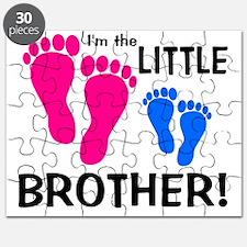 imthelittlebrother_pinkfeet_bluefeet Puzzle