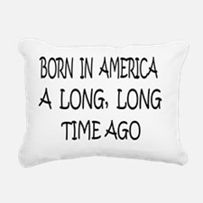 AMERICA 2 Rectangular Canvas Pillow