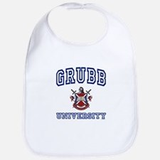 GRUBB University Bib