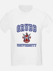 GRUBB University Kids T-Shirt