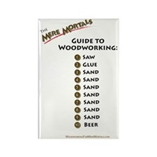 Guide to Woodworking Rectangle Magnet