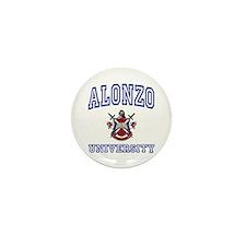 ALONZO University Mini Button (10 pack)