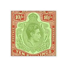 """bermuda-kgv-10s Square Sticker 3"""" x 3"""""""